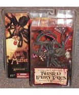 2005 McFarlane ToysTwisted Fairy Tales Miss Muffet Figure New In The Pac... - $29.99