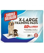 Simple Solution Extra Large Training Pads for Dogs - $41.74