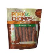 Pork Chomps Twistz Pork Chews Roasted Large 15 ... - $13.88