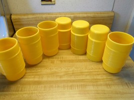 rubbermaid ribbed  tumblers 3826 - $24.45