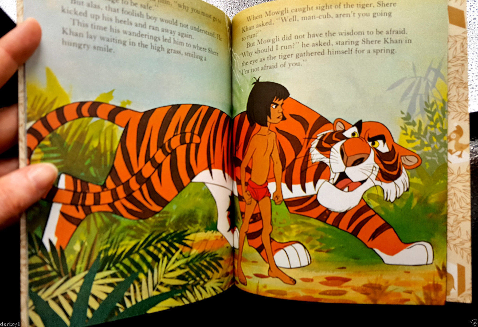 disney the jungle book (1996, board book) and similar items