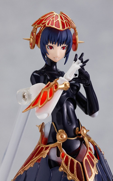 Persona 3: Metis Figma #085 Action Figure Brand NEW!