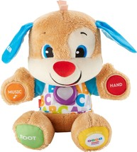 Fisher-Price - Laugh & Learn® Smart Stages™ Puppy Plush Toy - Brown - $17.28