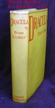 DRACULA -Bram Stoker- clean UK Constable, inscr... - $15,500.00