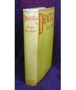DRACULA -Bram Stoker- clean UK Constable, inscr... - $15,500.00
