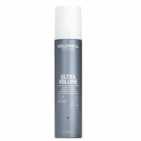 Goldwell USA StyleSign Top Whip Shaping Mousse,  9.9oz
