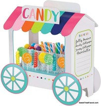 Birthday Candy Treat Stand Party Decoration Truck Dessert Table Bar Deco... - $22.75