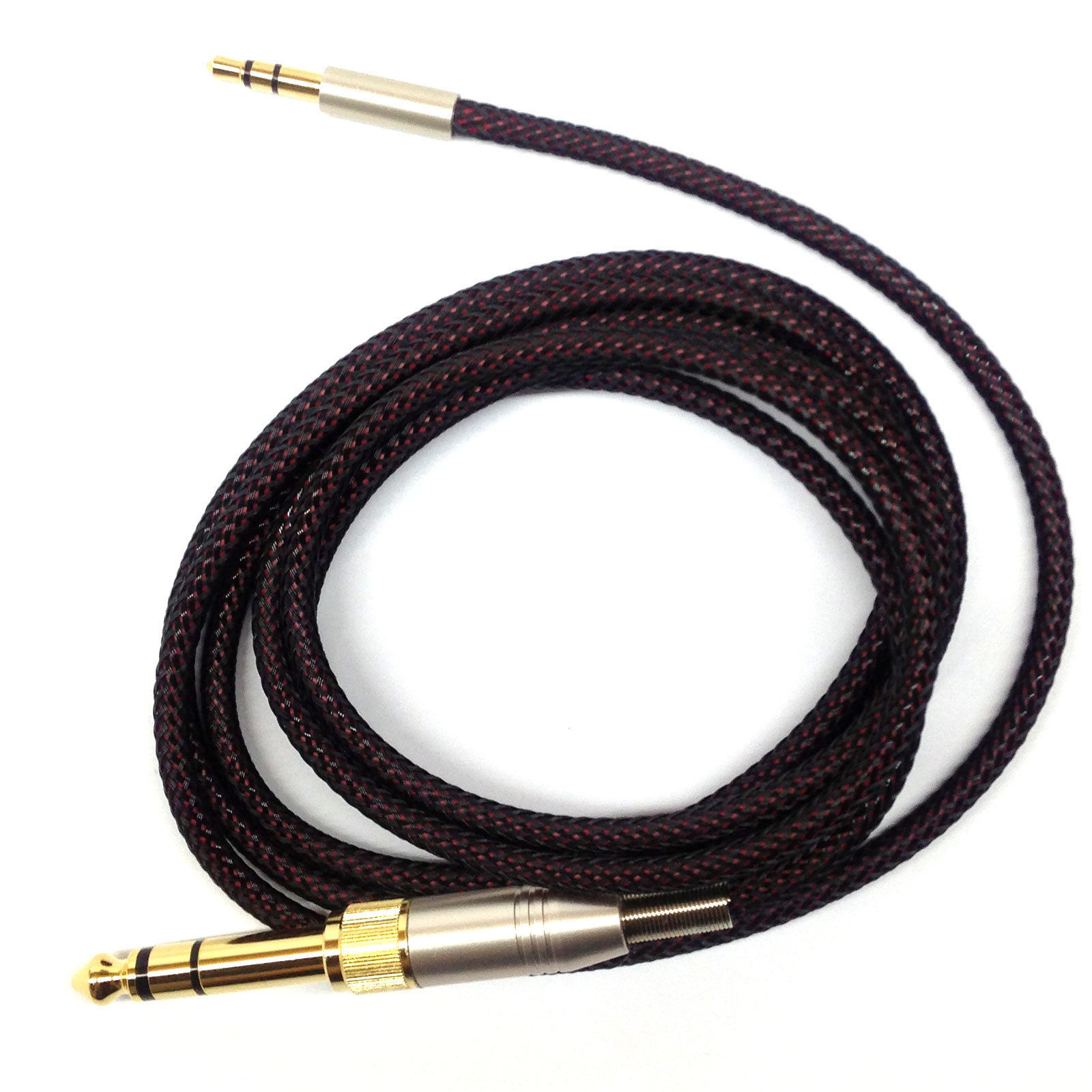 Replacement Upgrade Audio Cable For Denon And 50 Similar Items Headphone Ah Mm200 Mm400 Mm300