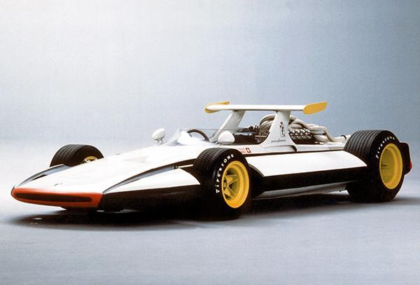 Primary image for 1969 Pininfarina Sigma Grand Prix F1 Concept Car - Promotional Photo Poster