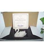 "Lenox Collections,""The Lenox Ivory China Swan"" ... - $19.99"