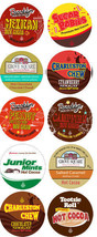 15 Cup Crazy CANDY Hot Cocoa Sampler! Candy Inspired Cocoas!   FREE Ship... - $19.99