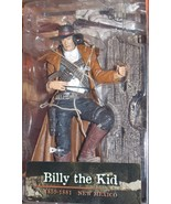 2004 McFarlane Toys Billy The Kid Action Figure New In Package - $31.99