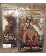 2004 McFarlane Toys Attila The Hun Action Figure New In The Package - $25.99