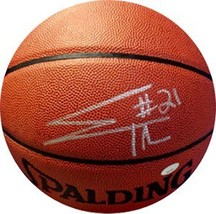 Evan Turner signed Indoor/Outdoor Basketball - $47.95