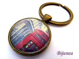 London keychain - City London keychain - Teleph... - $11.90