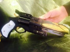 Hawkmoon  MoonGlow  New Skin Destiny Exotic Pistol Replica Cosplay - $110.00