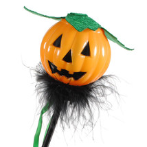 Skull Head Witch Pumpkin Shape Halloween LED Flashing Bar Glow Stick - £4.58 GBP