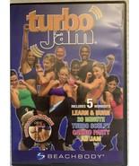 Turbo Jam: 5 Workouts - Learn & Burn, 20 Minute, Turbo Sculpt, Cardio Pa... - $8.99