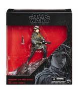 Star Wars Rogue One Black Series Jyn Erso exclu... - $29.88