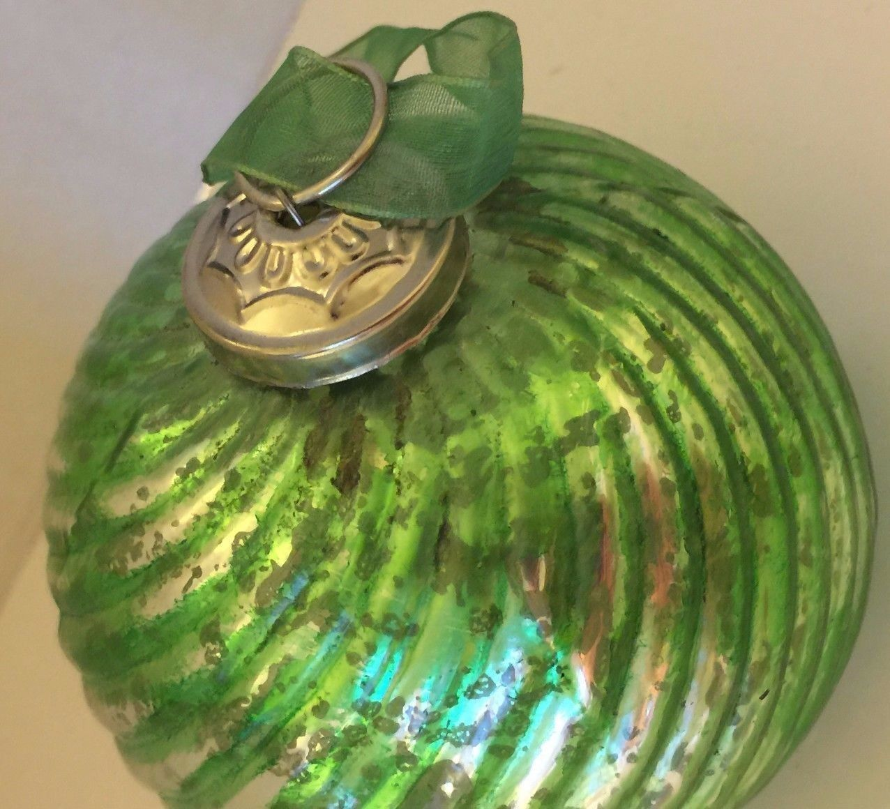 Glass Ornament Vintage 59
