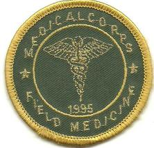 United States Army Medical Corps Field Medicine 1995 Vintage Patch - $9.99