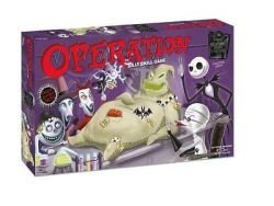 Primary image for Operation Tim Burton Nightmare Before Christmas Game
