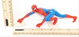 "Spiderman Marvel Comics Wall Crawl - Spidey 6"" Toy Figure Decopac 2006 Used - $6.74"