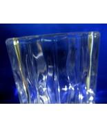 "Studio Nova - Laux- Square 6.5"" Optic Panel Flower Vase  - $18.99"