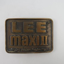 Vintage LEE Maxi II Oil Filter Packs More Prote... - $14.03