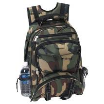 Extreme Pak Invisible Army Pattern Camouflage Water-Resistant Backpack  - $22.94