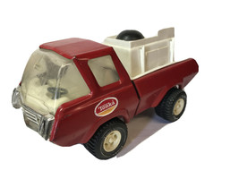 VIntage 1970s Tonka Fire Pumper Truck Pressed Steel USA Toy NICE - $28.71
