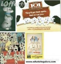Disney 101 DALMATIANS puzzle / purse / Happy Me... - $16.00