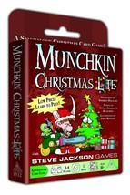 Munchkin Christmas Lite Card Game - $14.53