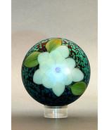 NEW MIB Orient & Flume Iridescent Art Glass Gar... - $124.41