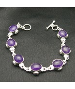 Wholesale Artist-Crafted Sterling Silver & Purp... - $98.00