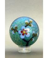 NEW MIB Orient & Flume Iridescent Art Glass Alm... - $124.41