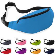 Honana HZ-25 Women Waist Pack Waterproof Nylon Chest Bag Travel Storage ... - $8.79