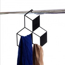 New 3D closet rack - 3 cubes Original Artori Design STUDIO Home Gifts G... - $36.00