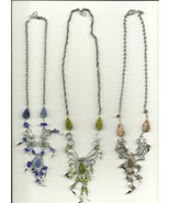 Wholesale Lot 12 Mixed Alpaca Silver and Gemsto... - $26.14