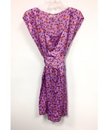 NEW NWT Anthropologie Tulle Retro 1940's Floral... - $24.00