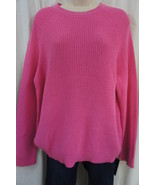 NEW NWT Macy's Karen Scott 100% Cotton Fushia B... - $19.60