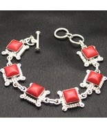 Wholesale Artist-Crafted Sterling Silver & Red ... - $98.00