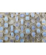 Wholesale Lot 12 Mixed Silver Tone Metal Opales... - $18.51