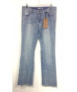 NEW NWT Zen Vintage Light Blue Wash Denim Jeans... - $24.95