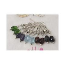 Wholesale Lot 10 Mixed Glass Bead & Tibetan Sil... - $12.04