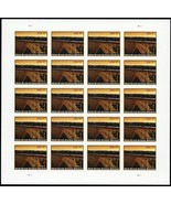 4511, MNH VF Sheet $4.95 New River Gorge Bridge Priority Mail Stamps Stu... - $140.00
