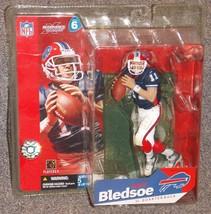 2003 NFL Buffalo Bills Drew Bledsoe Figure New In The Package - $24.99