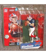 2003 NFL Buffalo Bills Drew Bledsoe Figure New In The Package - $24.99
