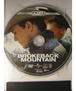 Brokeback Mountain Full Screen Edition DVD - $1.95