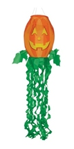 Pumpkin, Halloween, Windsock, Yard Decoration, ... - $26.99